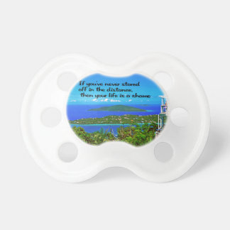 Being reflective, Inspirational Pacifier