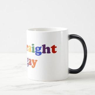 Being Straight... Magic Mug