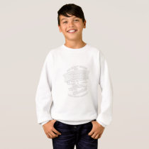 Being Strong Colon Cancer Awareness Sweatshirt