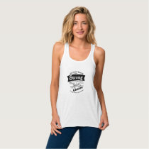 Being Strong Colon Cancer Awareness Tank Top