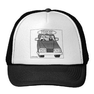 Being Taught By Impatient Dad Trucker Hat