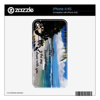 Being with you skins for the iPhone 4S
