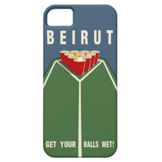 Beirut iPhone 5 Case