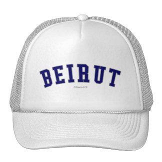 Beirut Trucker Hat