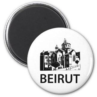 Beirut Magnets