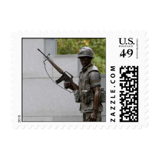 Beirut Memorial Statue - NC Postage