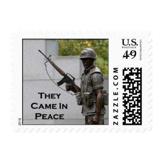 Beirut Memorial Statue TCIP Stamp
