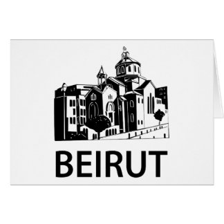 Beirut Tarjeta