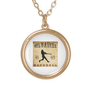 Béisbol 1865 de Milwaukee Wisconsin Colgante