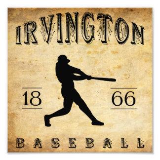 Béisbol 1866 de Irvington New Jersey Cojinete
