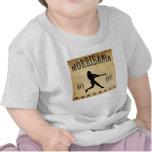 Béisbol 1866 de Morrisania Nueva York Camisetas