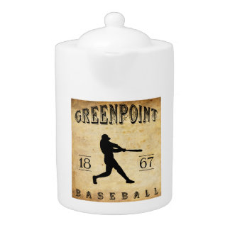 Béisbol 1867 de Greenpoint Nueva York