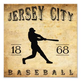 Béisbol 1868 de Jersey City New Jersey Fotografias