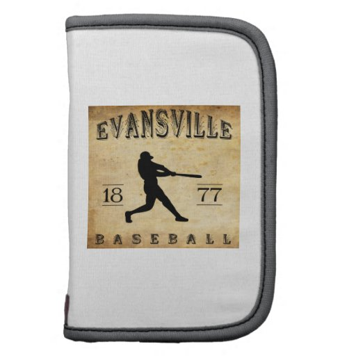Béisbol 1877 de Evansville Indiana Organizadores