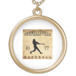 Béisbol 1877 de Hornellsville Nueva York Grímpola