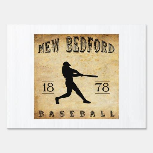 Béisbol 1878 de New Bedford Massachusetts