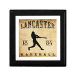 Béisbol 1884 de Lancaster Pennsylvania Cajas De Regalo