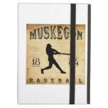 Béisbol 1884 de Muskegon Michigan