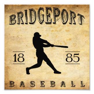 Béisbol 1885 de Bridgeport Connecticut Cojinete