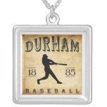 Béisbol 1885 de Durham Carolina del Norte Grimpolas Personalizadas