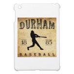 Béisbol 1885 de Durham Carolina del Norte iPad Mini Coberturas