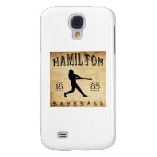 Béisbol 1885 de Hamilton Ontario Canadá