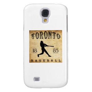 Béisbol 1885 de Toronto Ontario Canadá Funda Para Galaxy S4