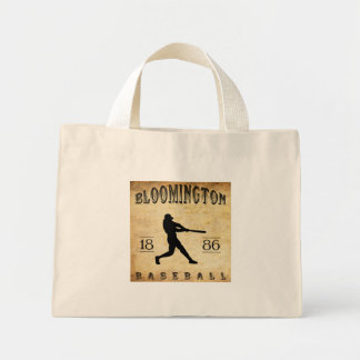 Béisbol 1886 de Bloomington Illinois Bolsas