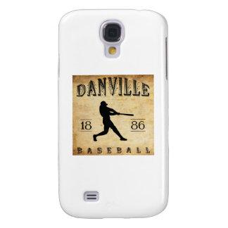Béisbol 1886 de Danville Pennsylvania Funda Para Galaxy S4
