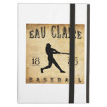Béisbol 1886 de Eau Claire Wisconsin