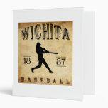 Béisbol 1887 de Wichita Kansas