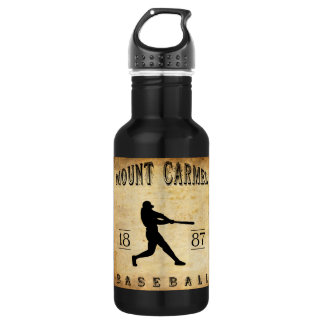 Béisbol 1887 del monte Carmelo Pennsylvania
