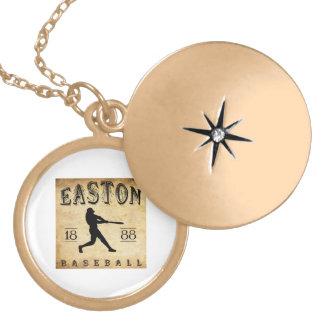 Béisbol 1888 de Easton Pennsylvania Grimpola