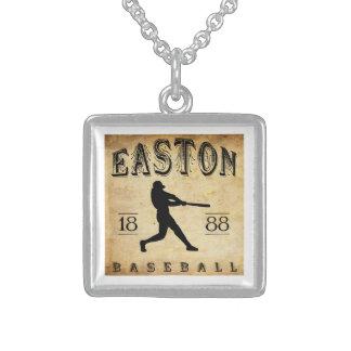Béisbol 1888 de Easton Pennsylvania Collares Personalizados