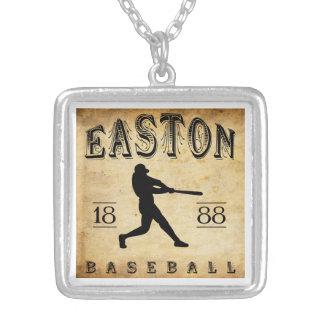Béisbol 1888 de Easton Pennsylvania Colgantes Personalizados