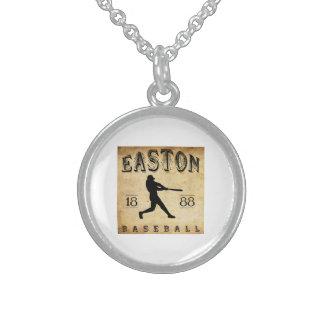 Béisbol 1888 de Easton Pennsylvania Joyerias