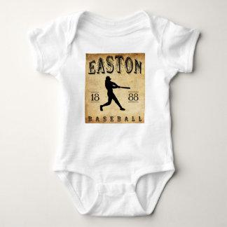 Béisbol 1888 de Easton Pennsylvania Remera