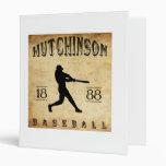 Béisbol 1888 de Hutchinson Kansas