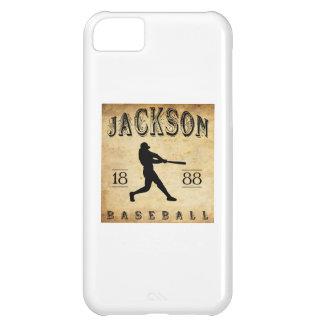 Béisbol 1888 de Jackson Michigan Funda Para iPhone 5C
