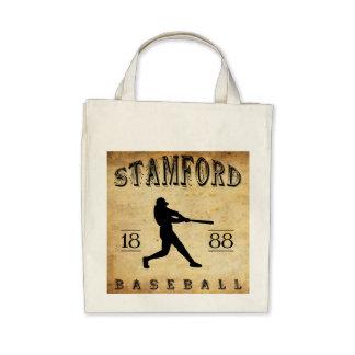 Béisbol 1888 de Stamford Connecticut Bolsa