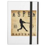Béisbol 1889 de Aspen Colorado