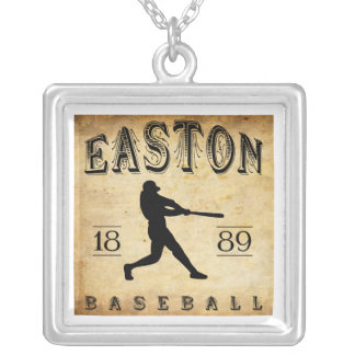 Béisbol 1889 de Easton New Jersey Joyeria Personalizada