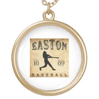 Béisbol 1889 de Easton New Jersey Joyerías