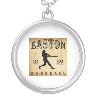Béisbol 1889 de Easton New Jersey Joyería