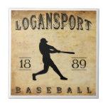 Béisbol 1889 de Logansport Indiana Tejas