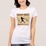 Béisbol 1892 de Great Falls Montana Camiseta