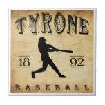 Béisbol 1892 de Tyrone Pennsylvania Azulejos