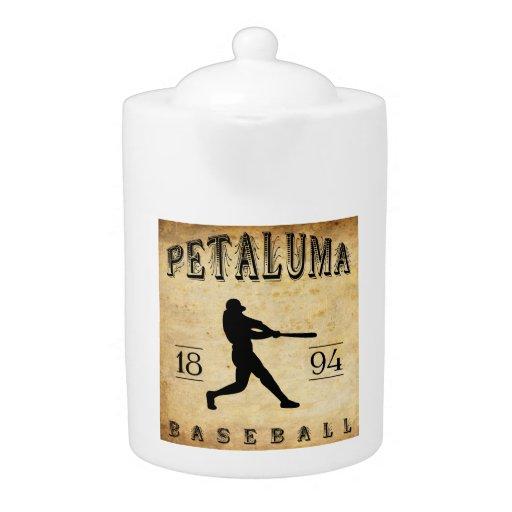 Béisbol 1894 de Petaluma California