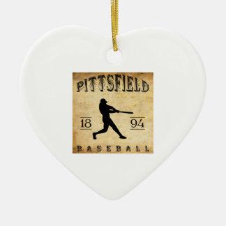 Béisbol 1894 de Pittsfield Nueva York Adornos
