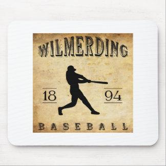 Béisbol 1894 de Wilmerding Pennsylvania Mousepads